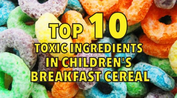 Frankenfood - Toxic Cereal Ingredients